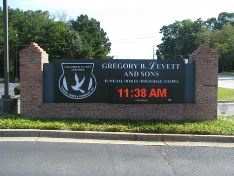Digital & Interactive Signs and Displays