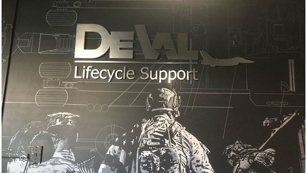 Dimensional lettering for DeVal Lifecycle Support