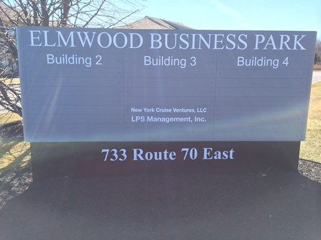 PFC Management - Directory Monument Sign