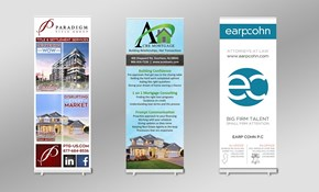 Recent Projects at Image360 Marlton!